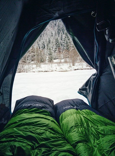 how to find the perfect sleeping bag, sleeping bag, camping, hiking, outdoors,