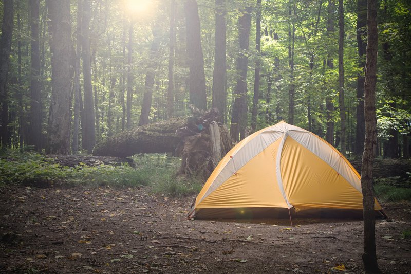 tent, camping, camp, campground, hiking
