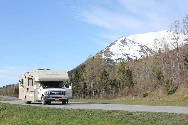RV camping, solo RV camping, how to go RV camping all by your lonesome,
