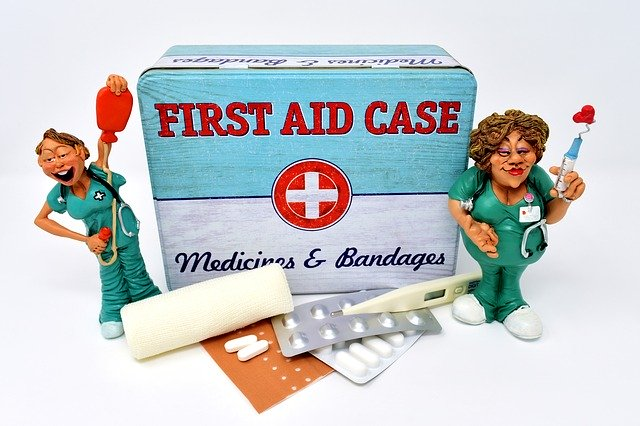 never forget first aid, things to never do while camping