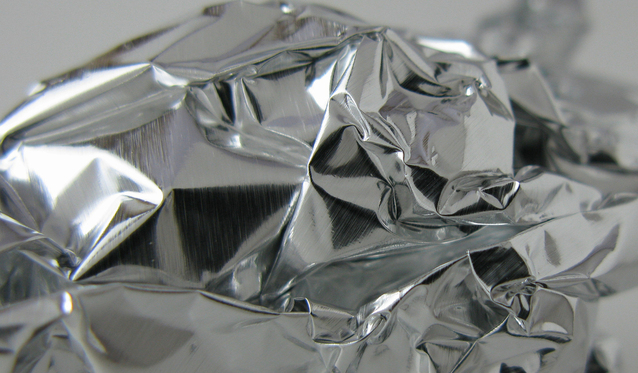 surprising uses for aluminum foil,