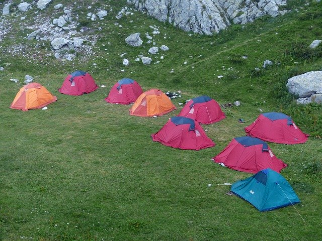 camping, campground, choosing a campground,