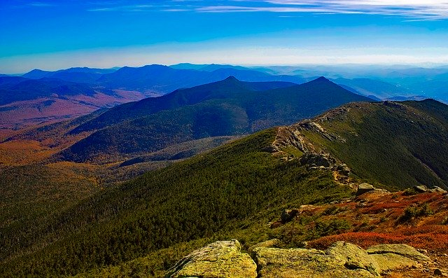 White Mountain National Forest, astonishing national forests,