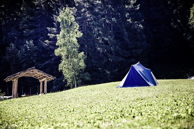 Unusual Ways To Make Your Campsite Feel Like Home, camping, ground, mountains, hills, outdoor, outdoors,